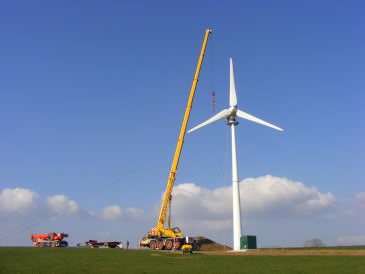 Financing Windpower Projects