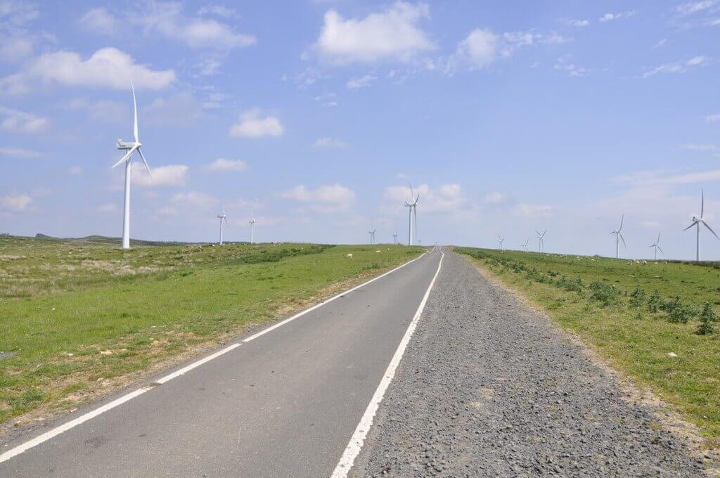 Investing in Windpower