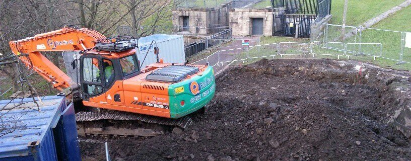 Saddleworth Community Hydro scheme works begin