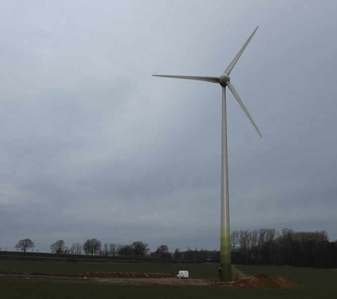 Enercon E48 500 Kw Wind Turbine Renewables First