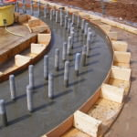 Baulker Farm Powerwind foundation