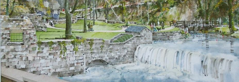 Case study: New Mills Archimedes Screw