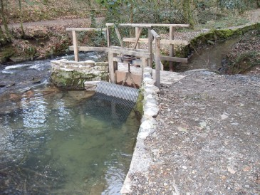 Cotehele – 7kW Crossflow at working mill
