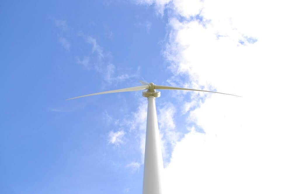 Wind turbine commissioning - Renewables First