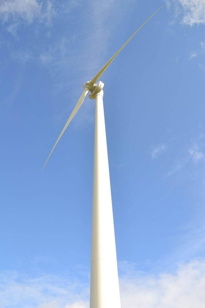 Renewables First - Wind turbine commissioning