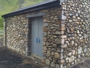 Nant Peris hydro scheme - Renewables First