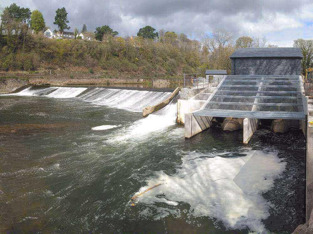 Radyr Weir hydro scheme commissioned - Renewables First.