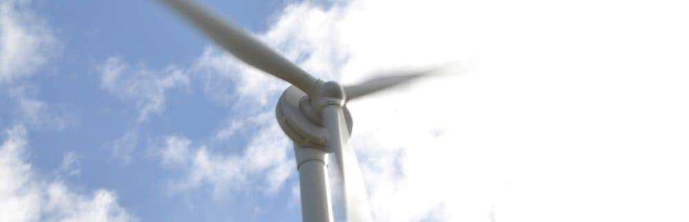 Wind turbine commissioning at Blacktoft