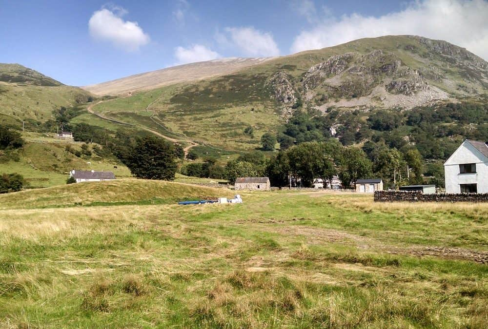 Nant Peris hydro scheme completed