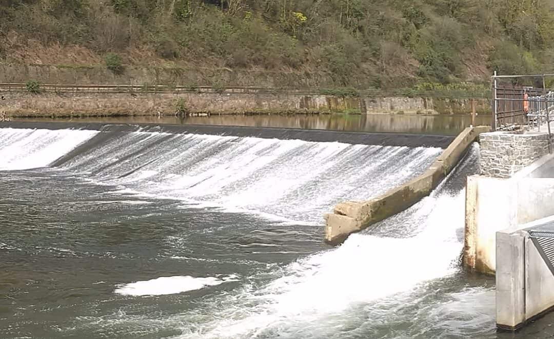 Radyr Weir hydro scheme commissioned