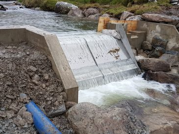 Brondanw Estate hydro scheme - Renewables First