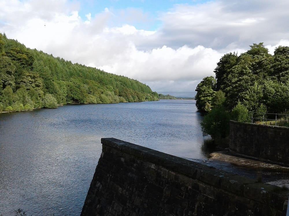 Errwood hydropower scheme