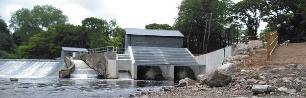 Adam De Benedictis – City of Cardiff Council (Radyr Weir hydro)