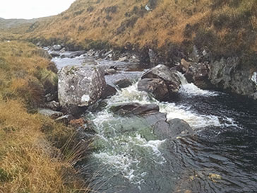 Abhainn Gil an Taillier watercourse