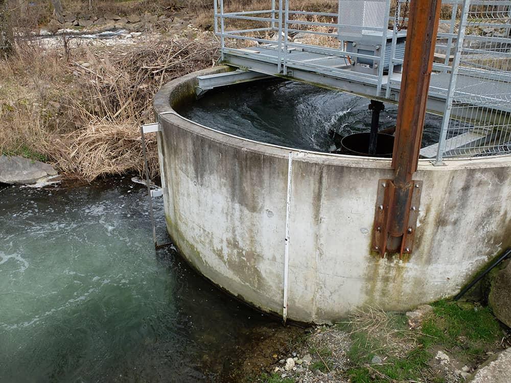 AquaZoom's Vortex Micro Hydro technology